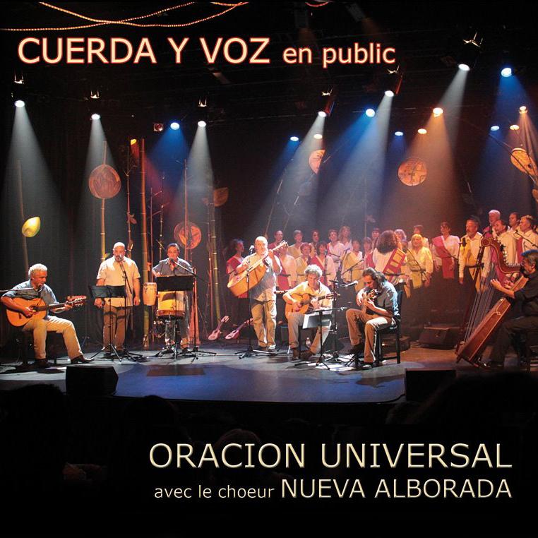 CD oracion universal